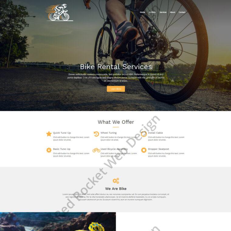 Karuma Bike Rental