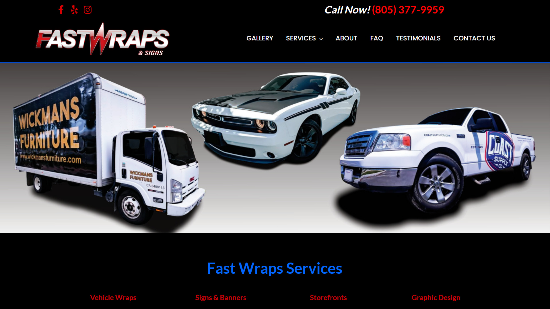 Fast Wraps & Signs